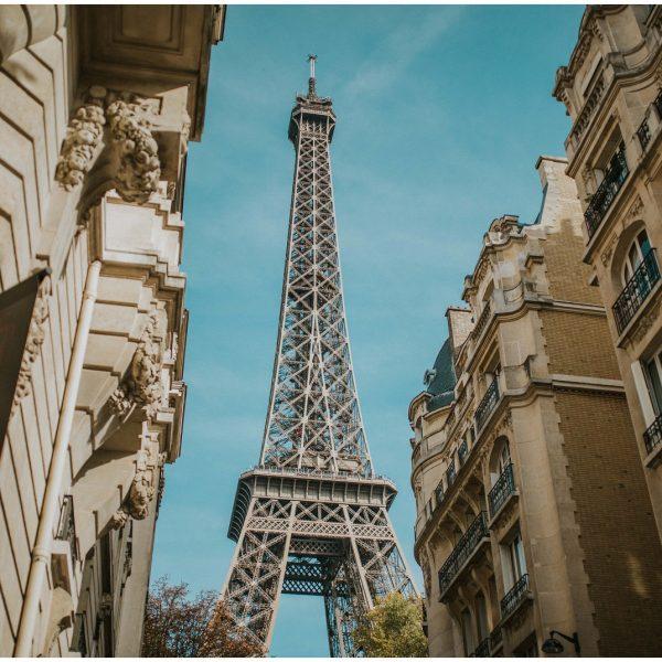 Romantic Paris Portraiture