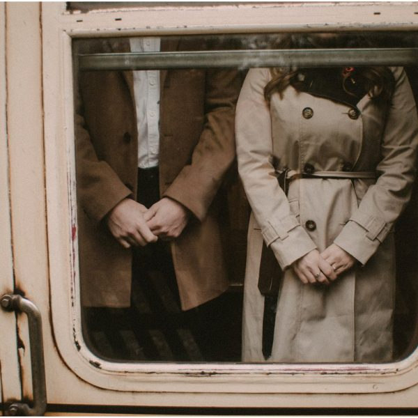 Romantic Railway Portraits