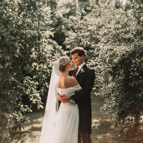 Shropshire Garden Wedding