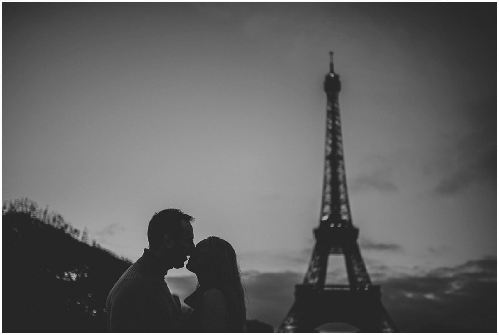 Parisian Engagement
