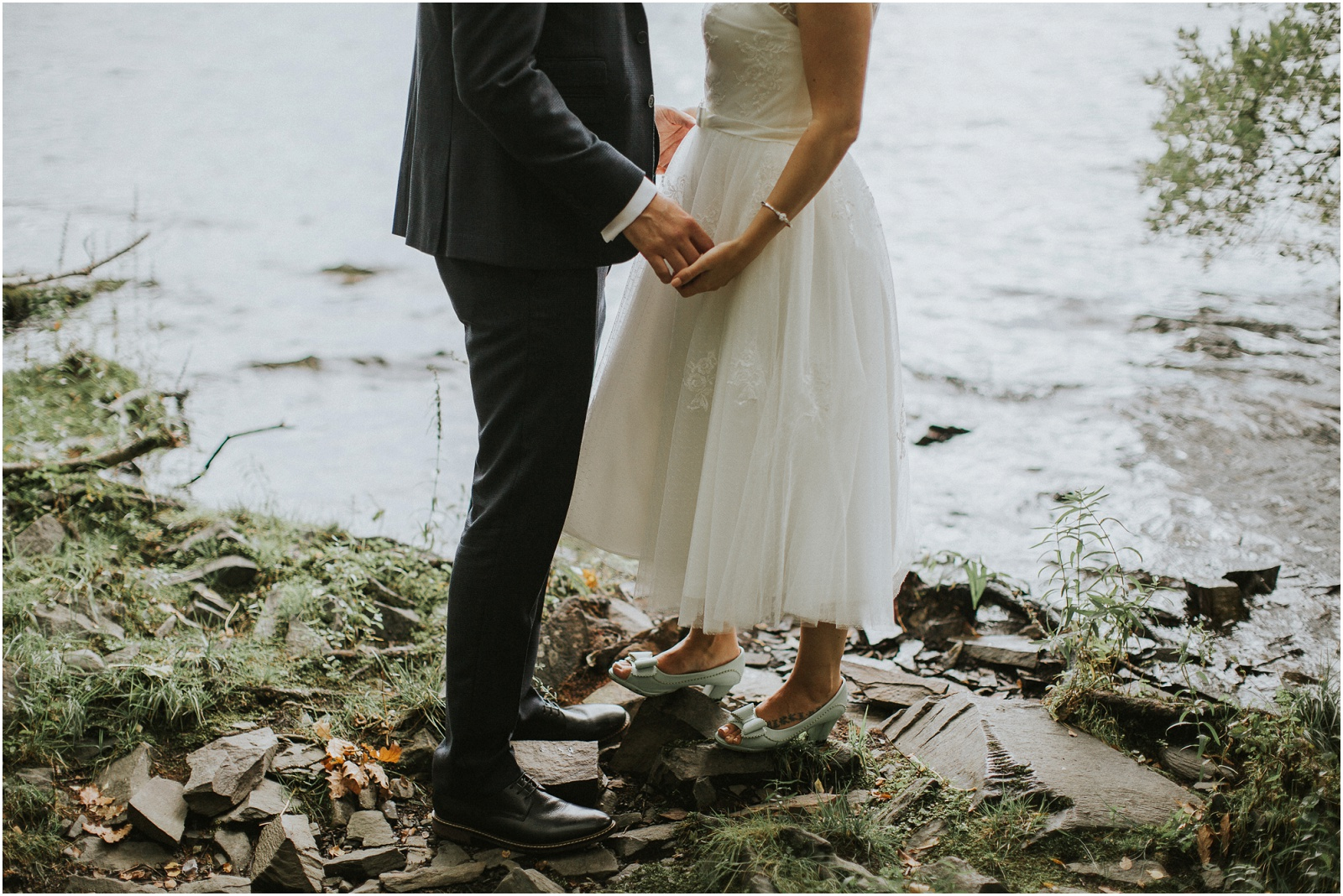 Windermere Elopement. Lake District Wedding Photography