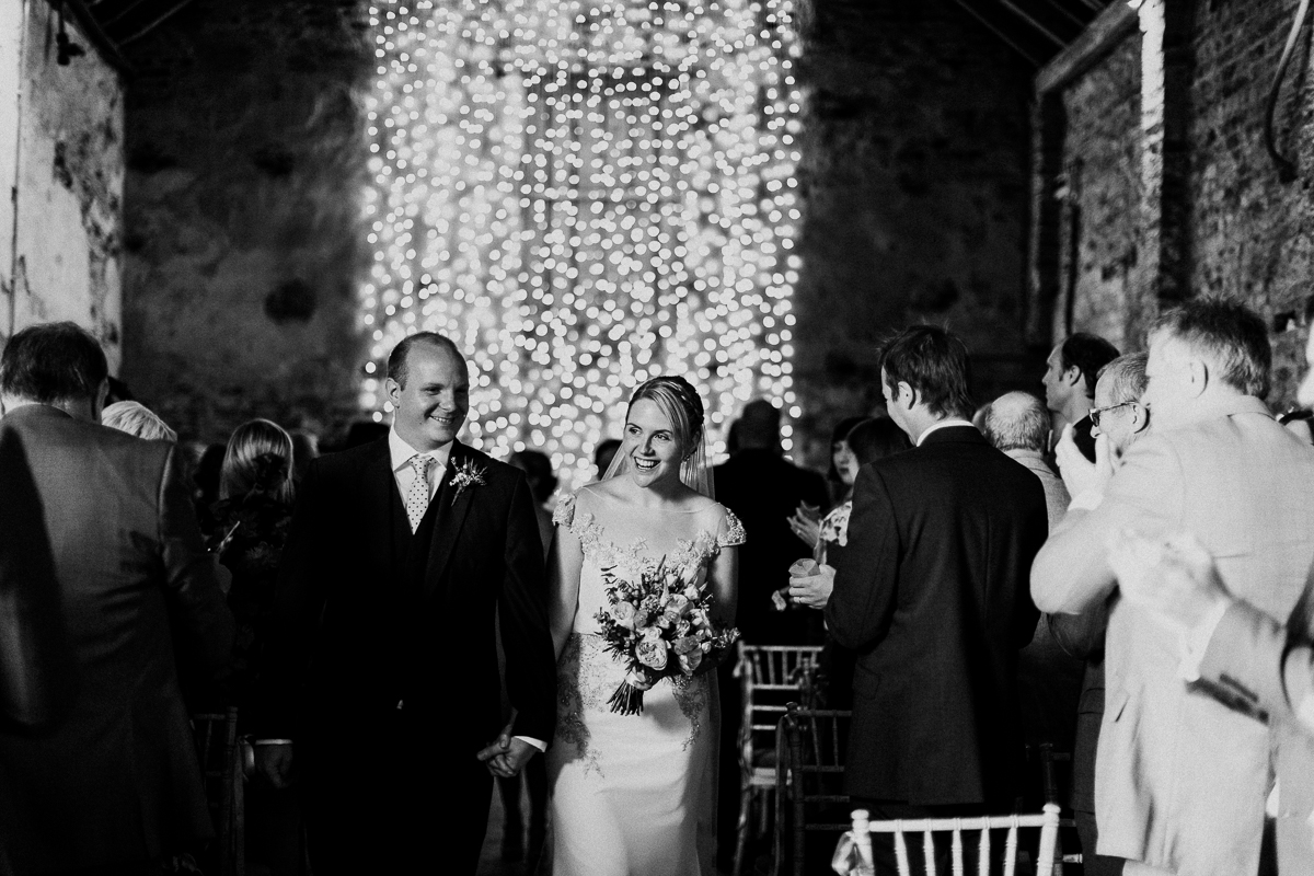 Rustic Yorkshire Wedding
