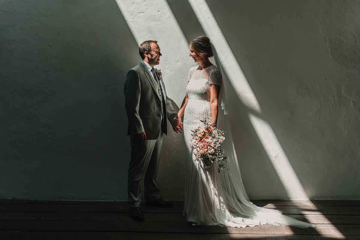 Skipton Castle Wedding